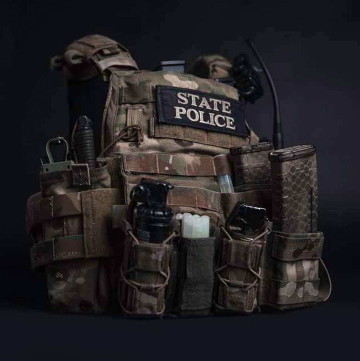 Carriers and Armor Available to Public
