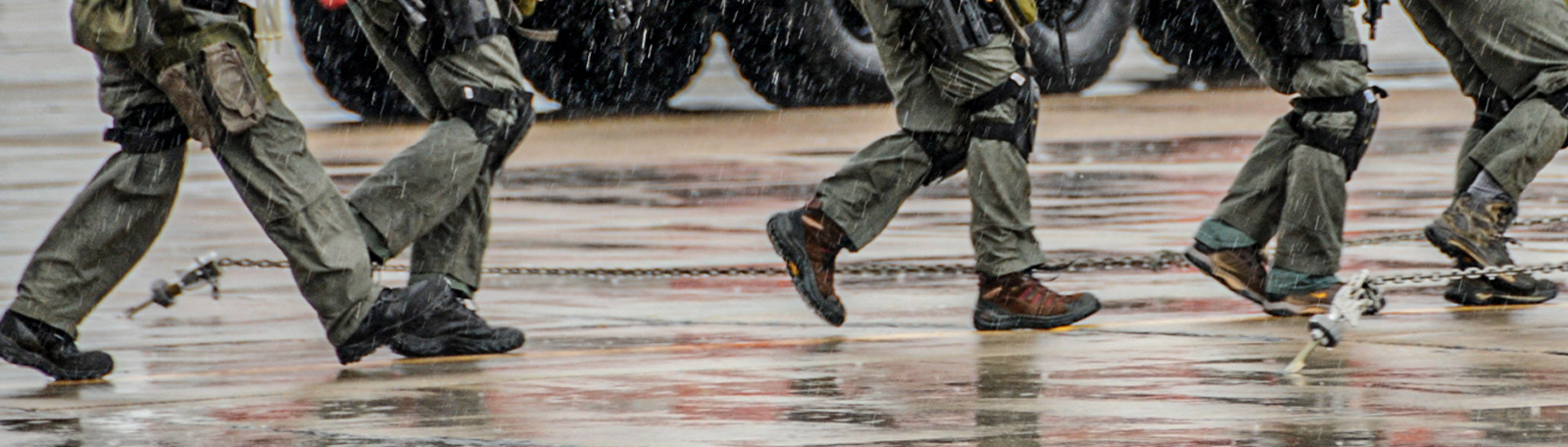 Footwear - Tactical Boots Category