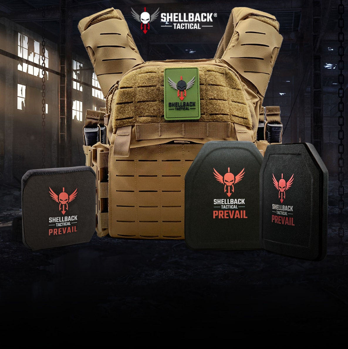 Shellback Tactical Armor Available to Public