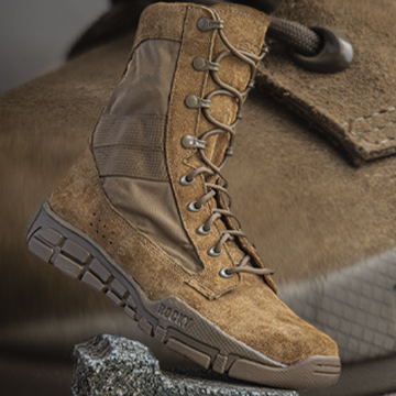 The Rocky C4T Coyote Boot - Exclusively at USPatriot.com
