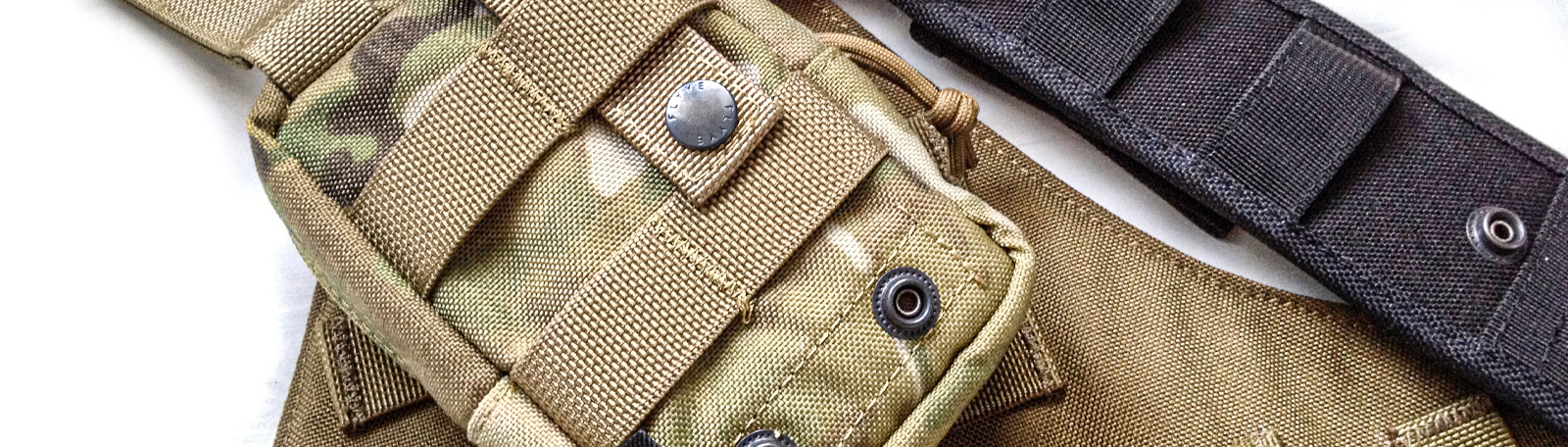 Gear - Pouches Category