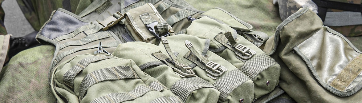Gear - Vests Rigs & Carriers Category