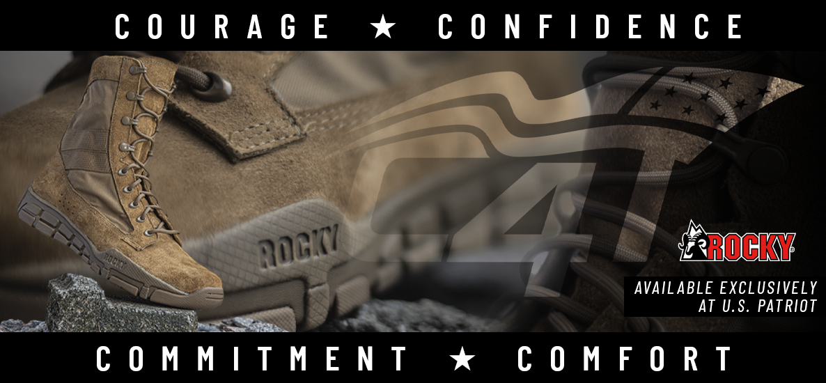 Rocky C4T Training Military Boot