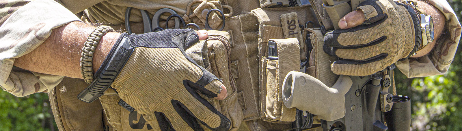 Military - Gloves Category