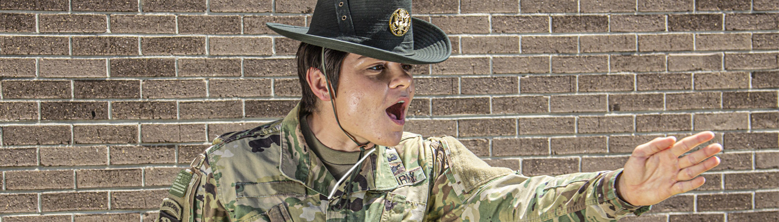 Military - Army Drill Sgt Category