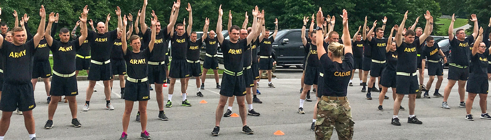 Military - Army Physical Fitness Category