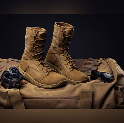Win the Boots that Bond Wears