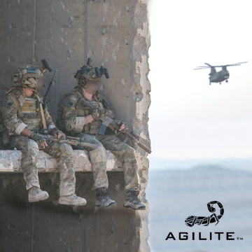 Featured Gear at USPatriot.com - Agilite: Born in the toughest place on earth