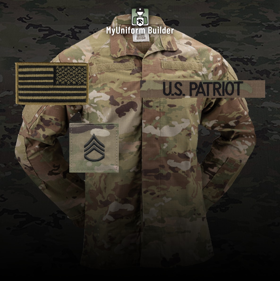 MyUniform Builder Powered by USPatriot.com