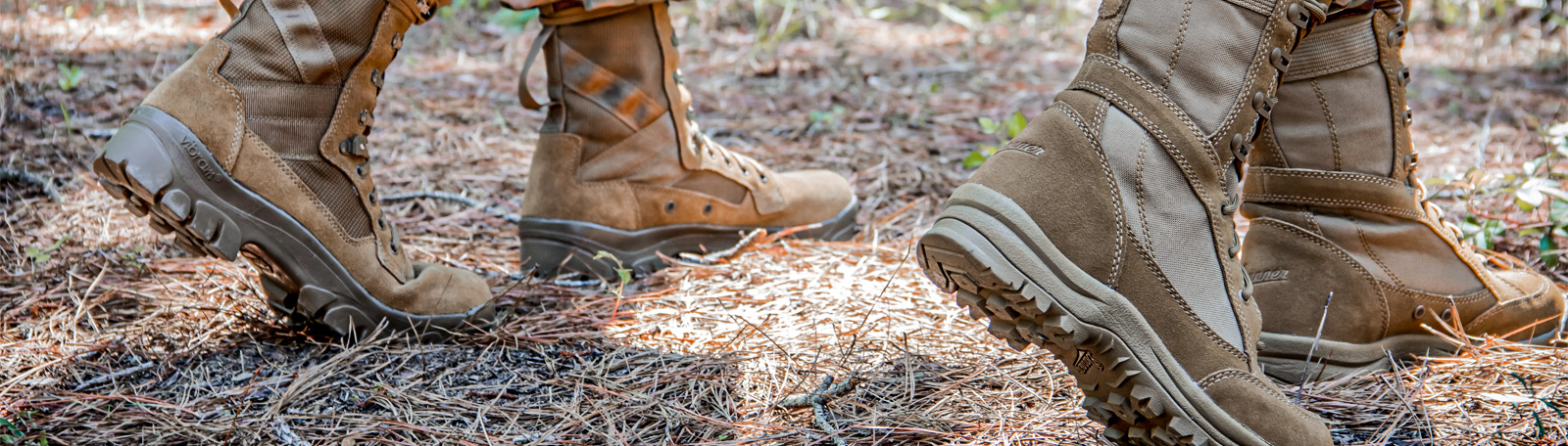 Military - Army Boots Category