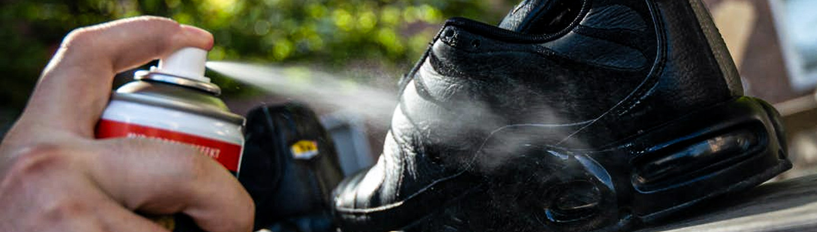 Footwear - Cleaning & Protection Category