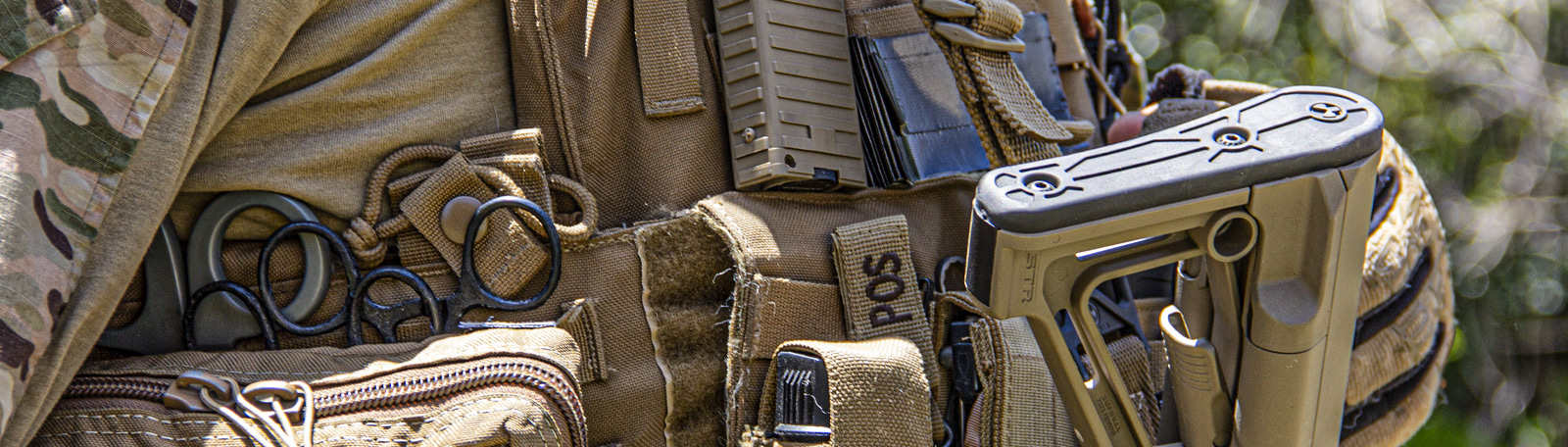 Gear - Protection Equipment Accessories Category