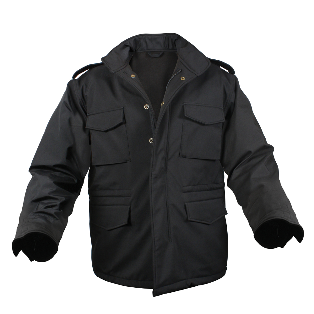 Rothco Soft Shell Tactical M 65 Field Jacket U S Patriot Tactical