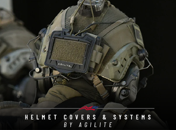 Agilite Helmet Covers at USPatriot.com