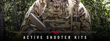 Active Shooter Kits at USPatriot.com