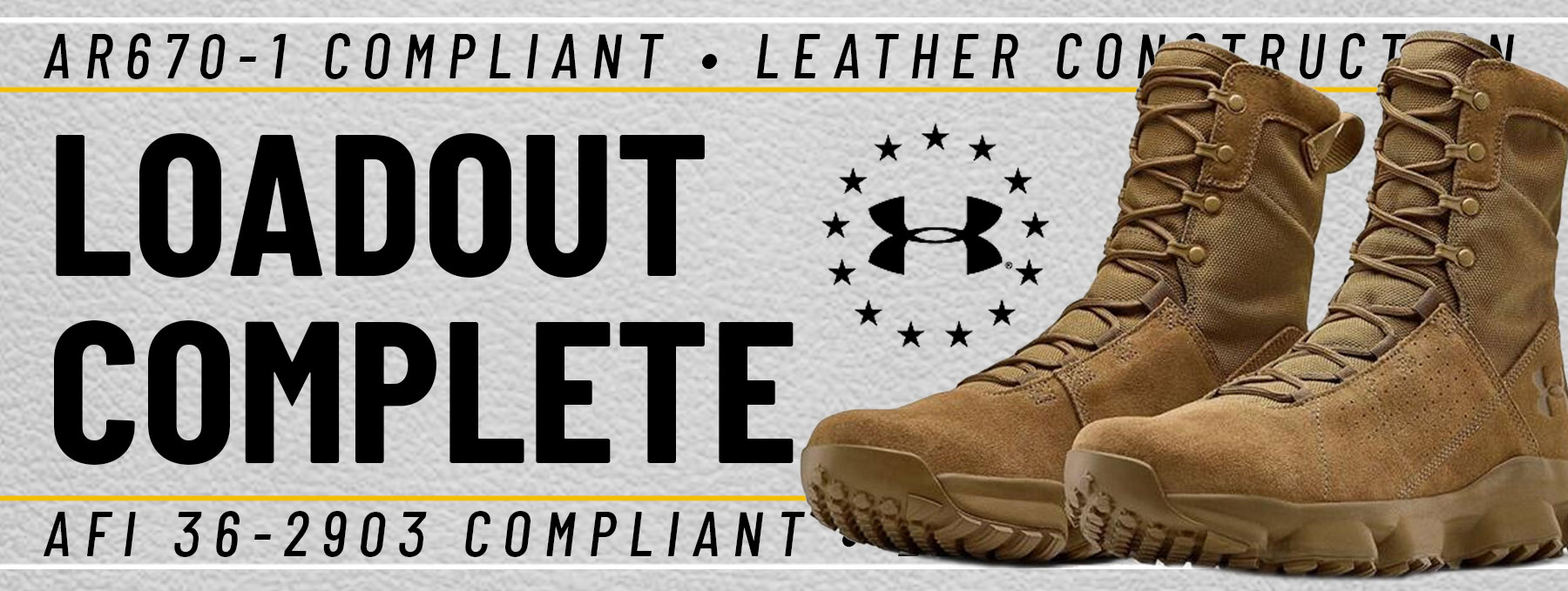 Under Armour Loadout Boots