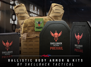Shellback Tactical Ballistic Body Armor & Kits at USPatriot.com