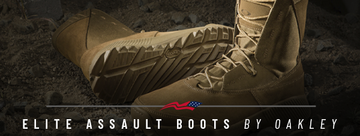 Oakley Elite Assault Boots at USPatriot.com